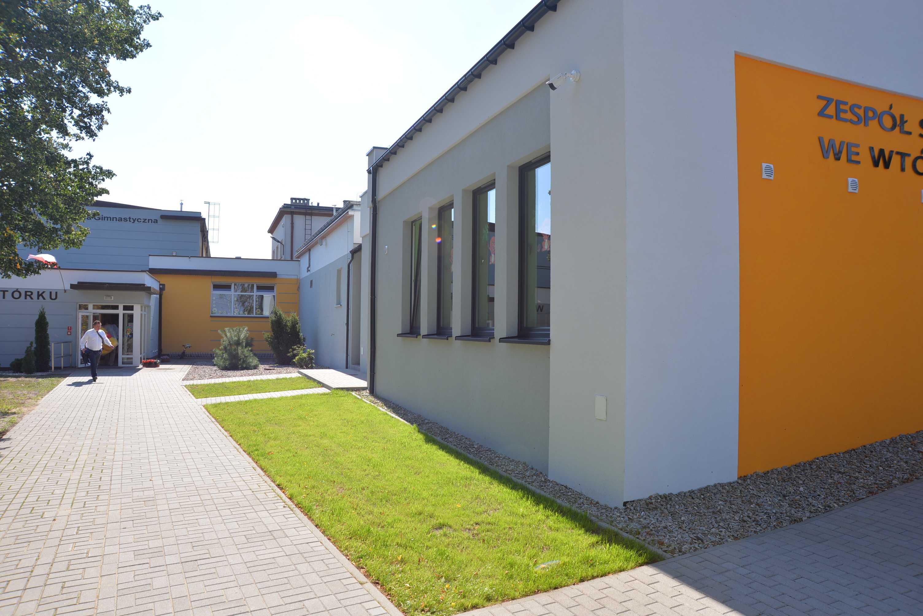 Otwarcie nowego przedszkola we Wtórku