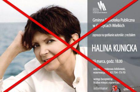 Halina-Kunicka-plakat czerw