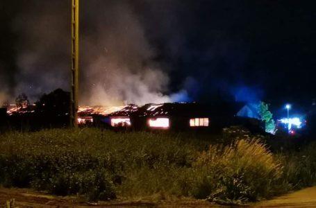 Pożary w gminie