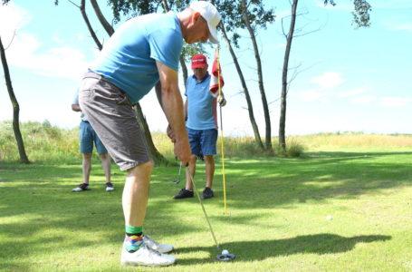Pierwszy turniej golfowy o Puchar Wójta Gminy Ostrów Wielkopolski
