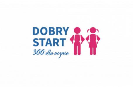 Od 1 lipca można składać wnioski o wypłatę świadczenia 300+, czyli programu Dobry Start.