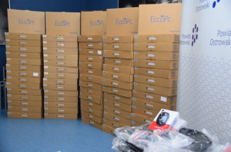 Nowe komputery dla uczniów